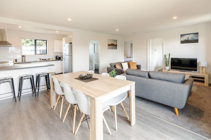 The Willows Wanaka - 3 bdr Apartment Mountain View