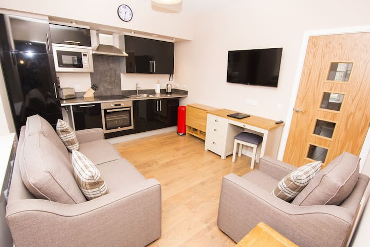 St Olaf Street Nort Bode Apartments-Tresta