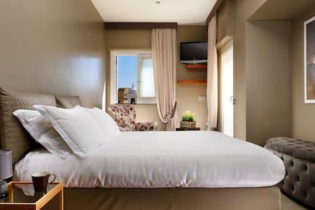 Le Mura - Double Room Superior - Civitavecchia