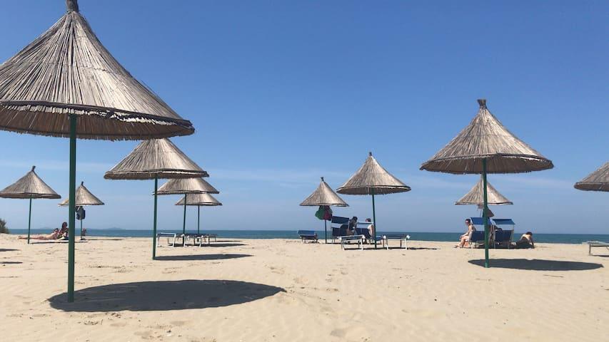 New Apartment🏖 Golem Beach