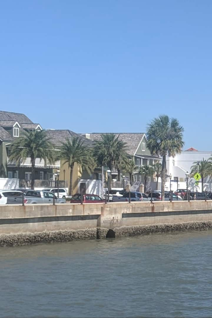 Bayfront and Fort