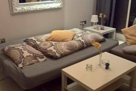 Big Spacious Furnished Sofa Bed Room with Balcony - ドバイ - 別荘