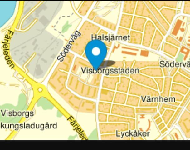 * Gångavstånd till Almedalen* Lgn 94 kvm - Visby - Apartment