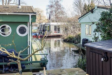 Taggs island houseboat - Hampton - Kapal
