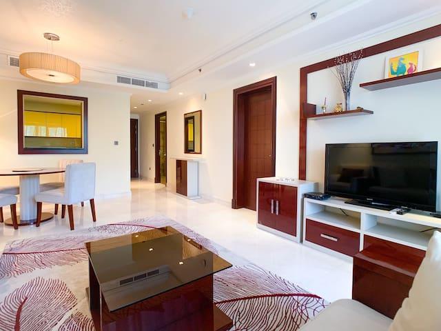 Amazing 1 BR Taj Grandeur Residences Palm Jumeirah