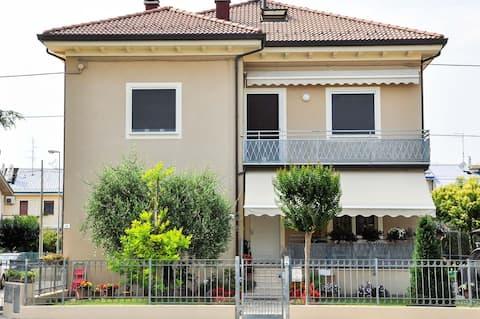 Байкерський будинок GiaLoSa 2/туристичні квартири