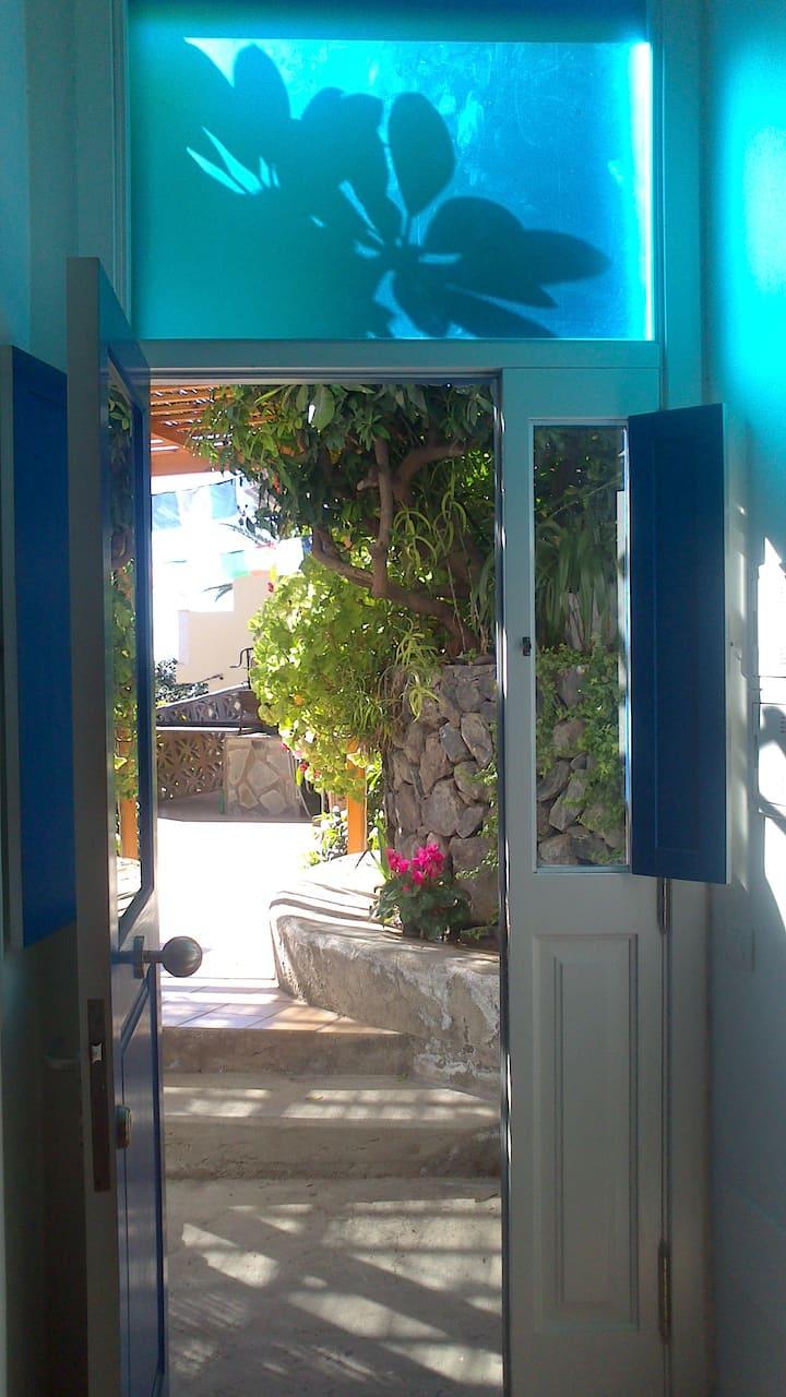 Charming 3 bedroomed Village House +Garden Terrace