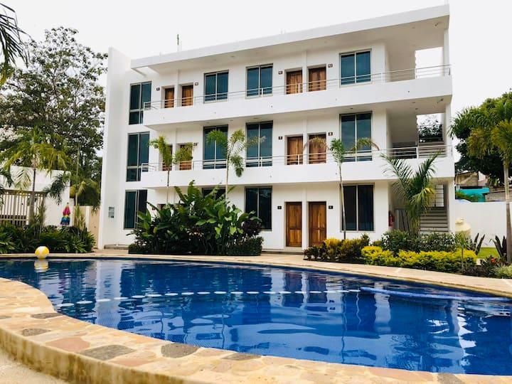 HOTEL COSTA CHACALA 🏖🏝🏖🏝🏖🏝 Ven y hospédate!!!!