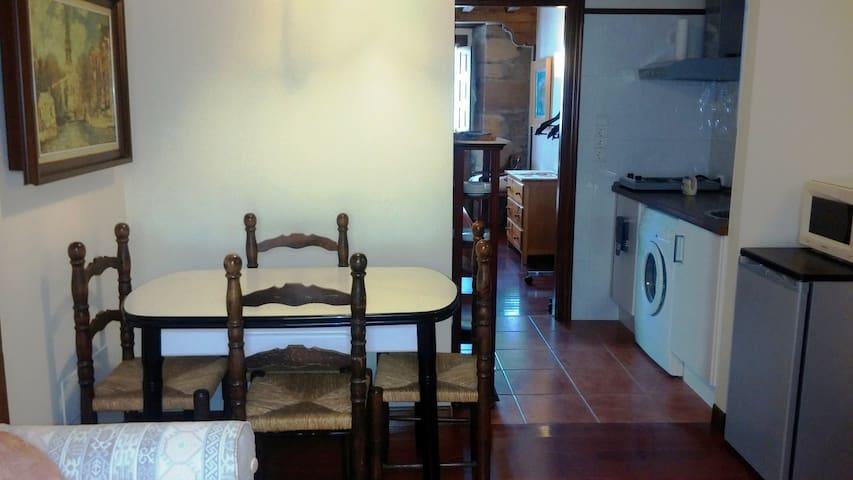 Cómodo y tranquilo apto.  en el valle de Iguña - Bárcena de Pie de Concha - Apartamento