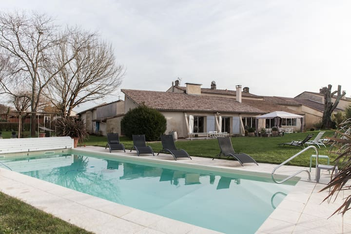 MARRAKECH - Villenave-de-Rions - House