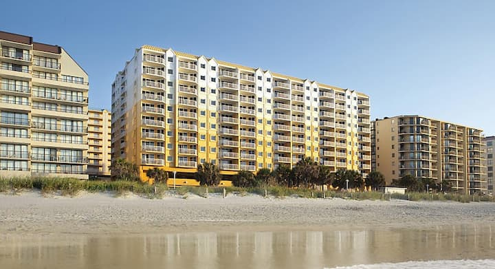 (reduced)On Beach 2Bdr/2Bath , balconysunrise view