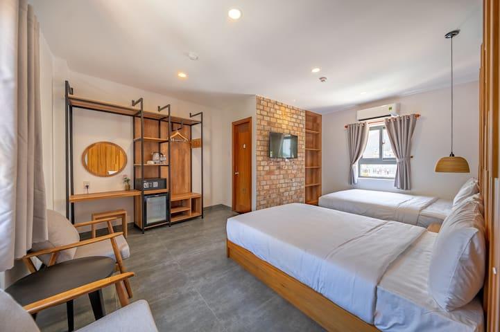 Coast House Nha Trang - Superior Triple Room