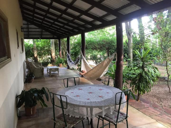 Casa de campo en Villa Florida, PY