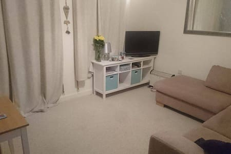 Spacious 2 bedroom flat, good city centre links - Cardiff - Lejlighed