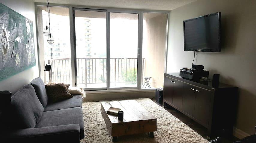2 Bedroom Downtown Condo Stunner