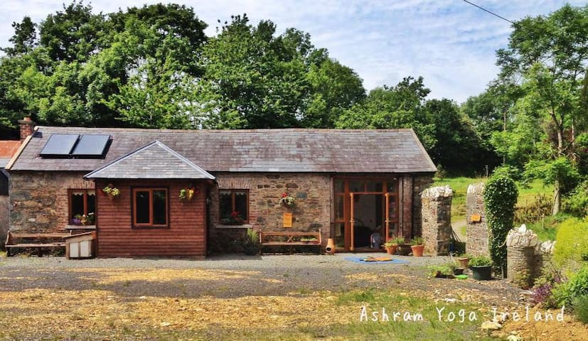 Stunning 2 Bed Cottage with Yoga Shala - Wexford - Chatka