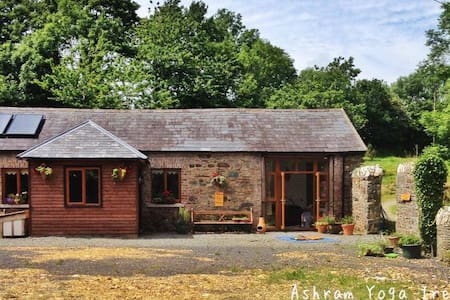 Stunning 2 Bed Cottage with Yoga Shala - Wexford - Hytte