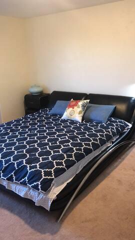 #519- quite homey room