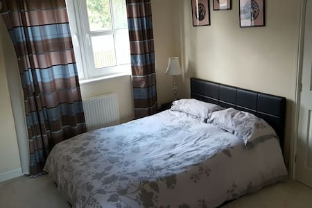 Doble bedroom+ensuite - Cumbernauld