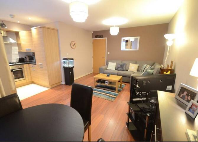Close to Airport/City/Park.Spacious 2 Bedroom Flat - Liverpool