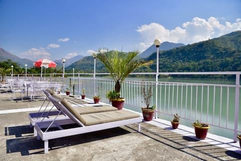 Lake Facing Room | Ayurvedic Retreat | Hot Spring