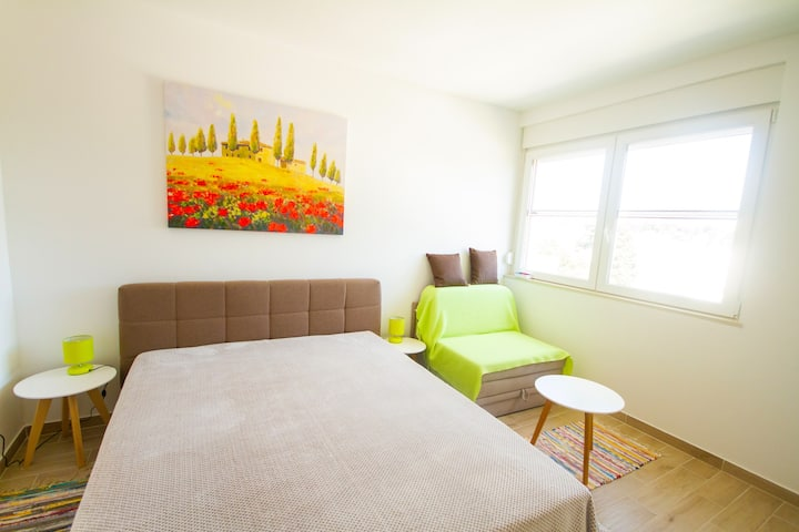 Magica Apartment 2+1, Couples Getaway, FreeParking