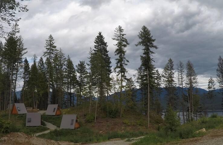 Cabin 21 at Three Hills
