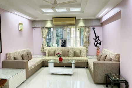 Sanitized Service Apt For Families/Professionals