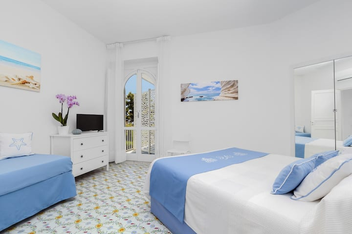 "Villa Calù - ""CAPRI"" apartment with sea view"
