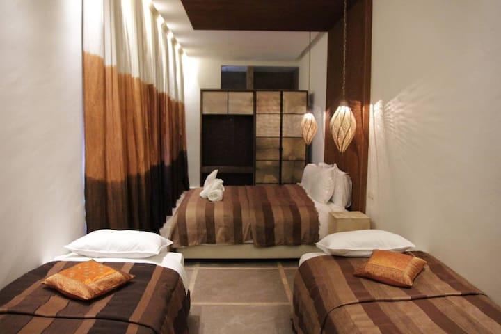 Riad May, Private Rooms - Marrakech-Tensift-Al Haouz - ที่พักพร้อมอาหารเช้า