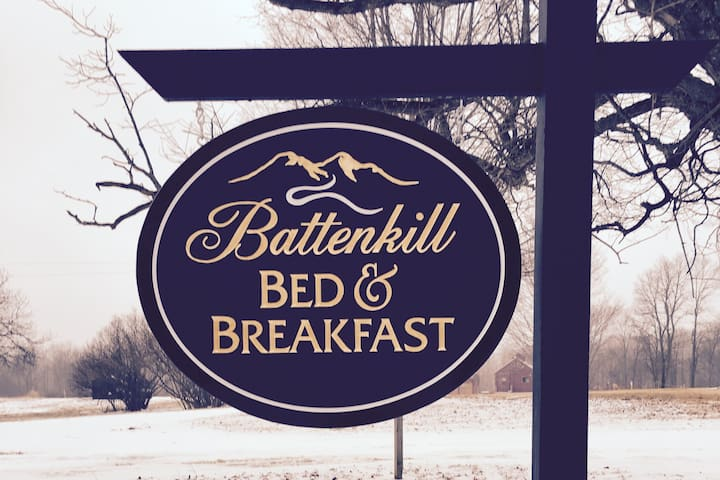 Battenkill Bed and Breakfast / A peaceful getaway - Cambridge - Szoba reggelivel
