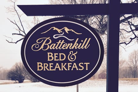 Battenkill Bed and Breakfast / A peaceful getaway - Cambridge - Inap sarapan
