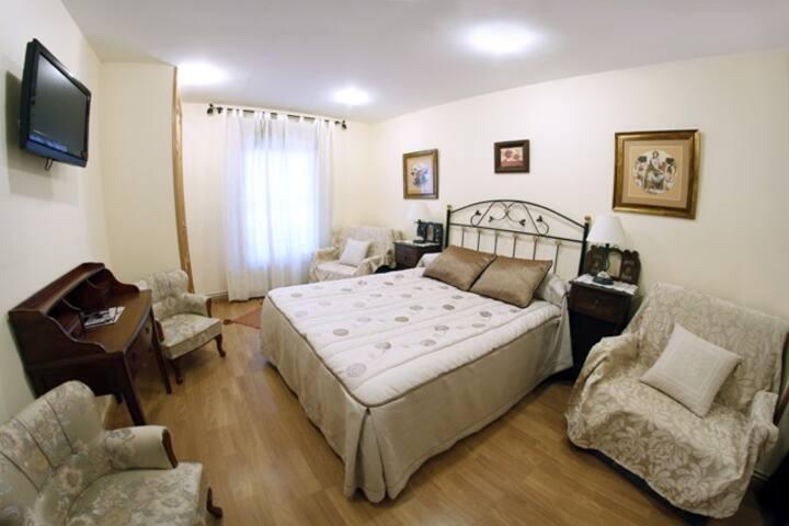 Casa Rural en Bueu, el corazón de las Rías Baixas