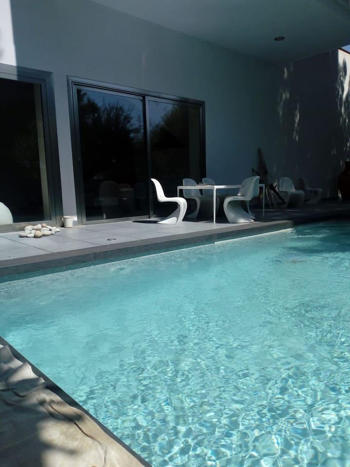 Luxury Bay Villa