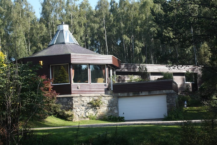Spey Lodge - Secluded Home in the Cairngorms