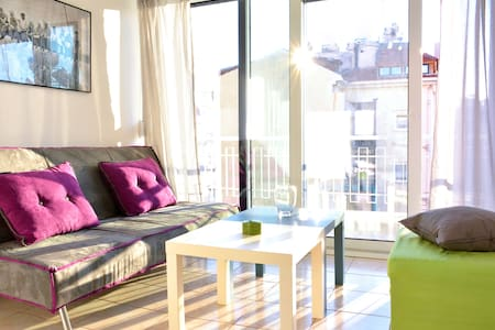 Adorable flat next to Marina Alimou - Alimos - Appartement