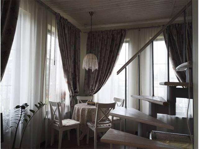 Дом в Горицах