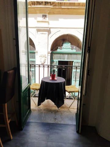 Appartamento con charme centro storico  a Trapani