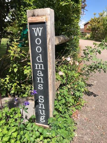 'Woodmans Snug' Cosy annex Lewes, nr Brighton