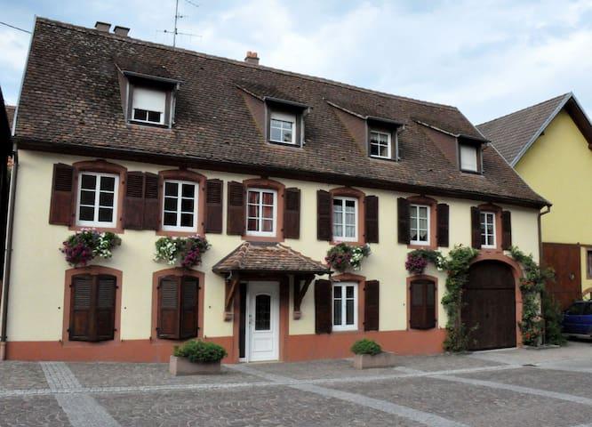 """""""Chez Madom""""  Ancienne maison du 18ème siècle"""