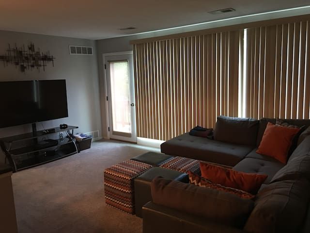 Available for RNC. Quiet 1 Bedroom Condo - Northfield - Appartement