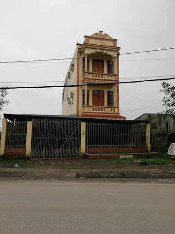 House for sale in Huynh Dinh Hai Street