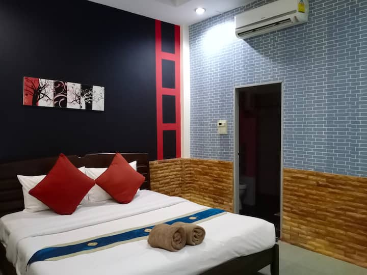 Double Room Air-Con with Balcony