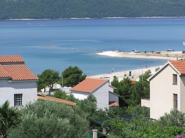 Apartments Zjacic - A6 - Brodarica - Appartement