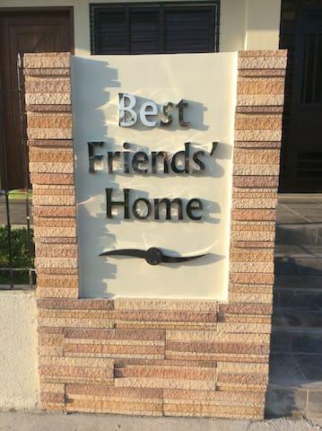 Bestfriend's Home