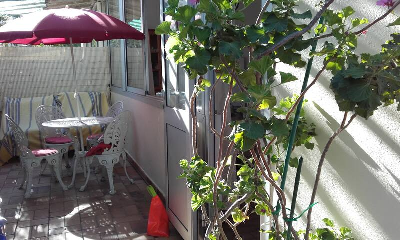 Maison de 50m² + terrasse à La Capte