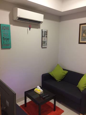 Cozy Apartment Near JIEXPO Kemayoran Jakarta - North Jakarta