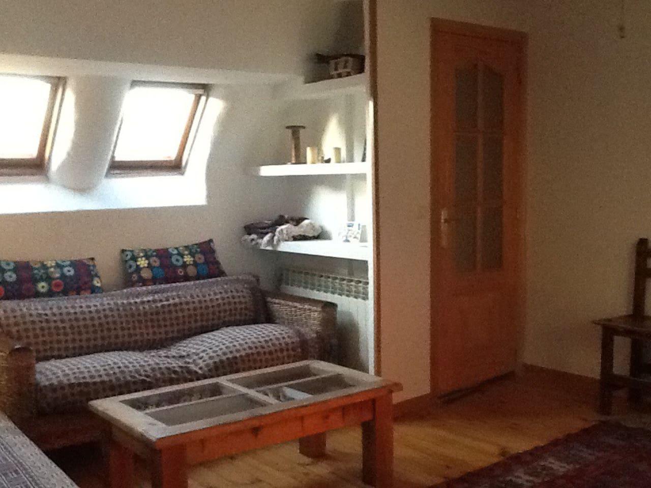 Original Apartamento Frente A La Sierra Apartamentos Para Alugar  # Muebles Riu Donostia