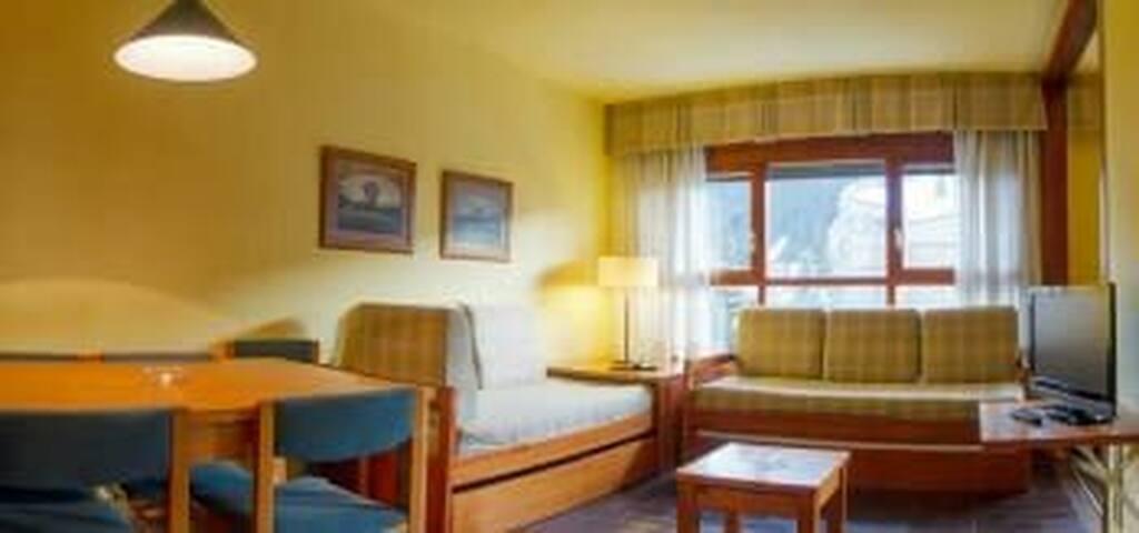Precioso apartamento en Baqueira