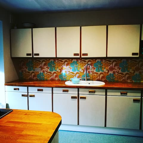 Funky family home in South East London - Bromley - Huis